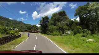 Maumere Indonesia  city pictures gallery : Flores island driving Moni Maumere Indonesia