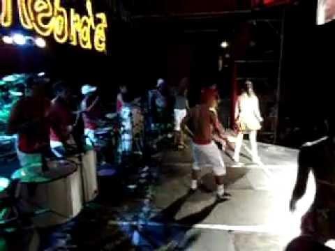Banda Kebra'ê A swingueira Bahia/carnaval 2012 em Brejolandia
