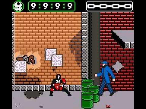 Spawn Game Boy