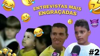 Piadas engraçadas - ENTREVISTAS MAIS ENGRAÇADAS DA TV #2 // VIDEOS ENGRAÇADOS // TENTE NÃO RIR