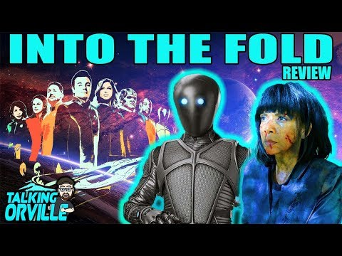 Into The Fold - The Orville Episode 8 | TALKING THE ORVILLE