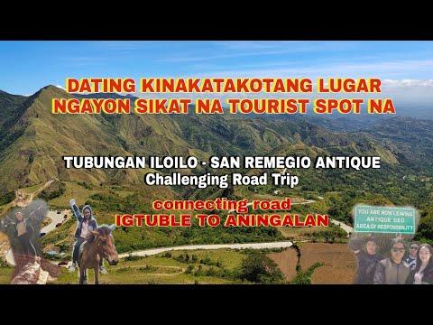 Exciting mag roadtrip dito | Tubungan Iloilo to San Remigio Antique Road Trip