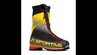 Высотные двойные ботинки с системой Boa La Sportiva G2 sm