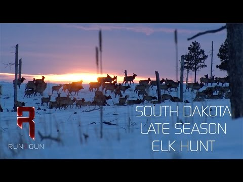 South Dakota Late Season Elk S4E10 Seg1