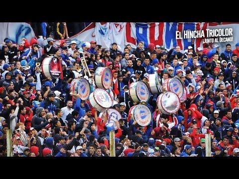 Hinchada Nacional   Clásico Clausura 2016   HD   - La Banda del Parque - Nacional - Uruguay - América del Sur