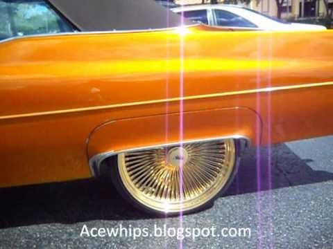 Arctic Customs- Cadillac Coupe-Deville Vert on Daytons