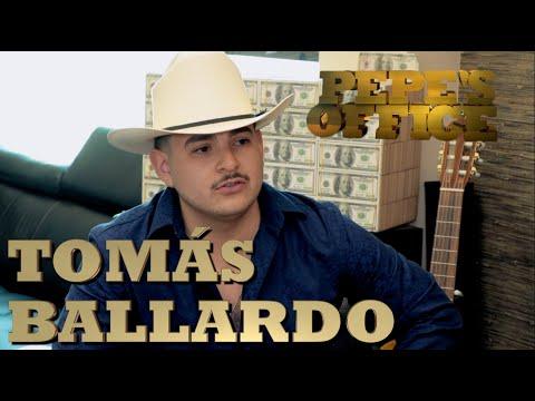 0:21 / 1:20 TOMÁS BALLARDO CON UNA VOZ PRODIGIOSA EN EL REGIONAL MEXICANO - Pepe's Office - Thumbnail