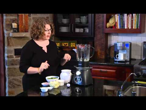 Cuisinart Blend and Cook Soup Maker Blenders (SBC-1000 ) Demo Video