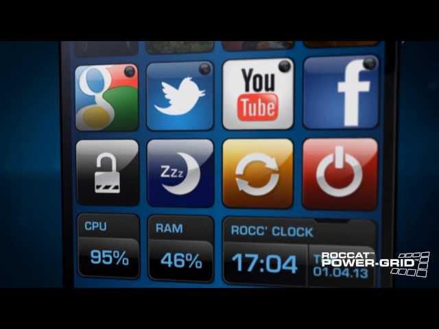 ROCCAT Power-Grid Release Trailer