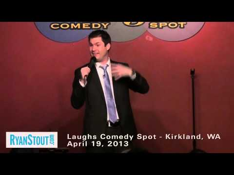 Ryan Stout - What's a Comedy Club??