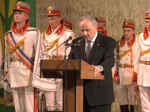 Nicolae Timofti a participat la o ceremonie festivă dedicată aniversării a 80 de ani de la fondarea Universității Agrare