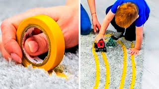 32 GENIUS LIFE HACKS FOR SMART PARENTS || 5-Minute Recipes To Become A Great Parent!
