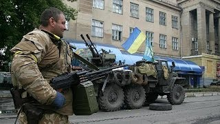Ukraine army takes two more eastern cities