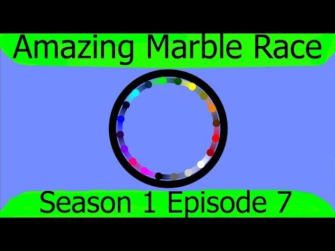Amazing Marble Race Season 1 Episode 7