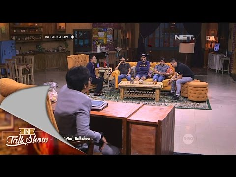 Ini Talk Show - Sheila On 7 Part 1/4 Eross, Duta, Adam dan Brian SHEILA ON 7
