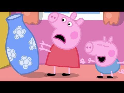 Peppa Pig en Español Episodios completos  CERÁMICA  Pepa la cerdita