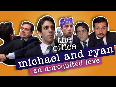 Michael and Ryan: An Unrequited Love - The Office US (видео)