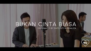 Bukan Cinta Biasa (Nik Qistina Cover featuring Sid Murshid)