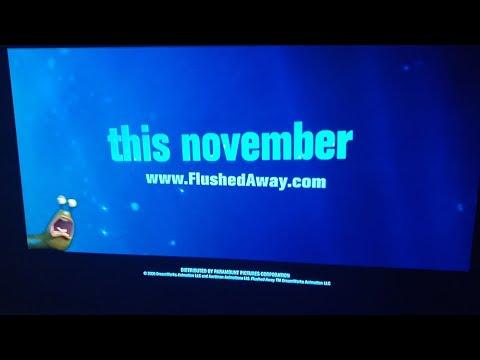 Flushed Away Commercial (2006)