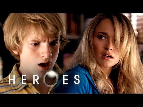 Lyle Discovers Claire's Power | Heroes