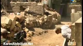 ميكنج فيلم أبوعلي - مطاردة كريم عبد العزيز و خالد الصاوي (6)