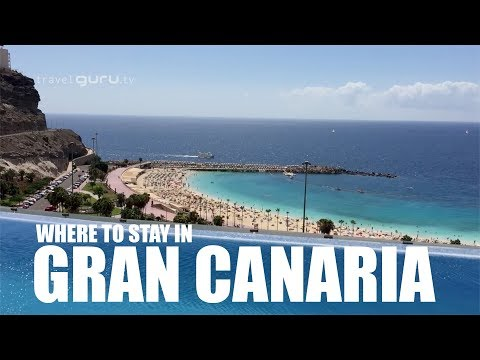 Where To Stay In Gran Canaria