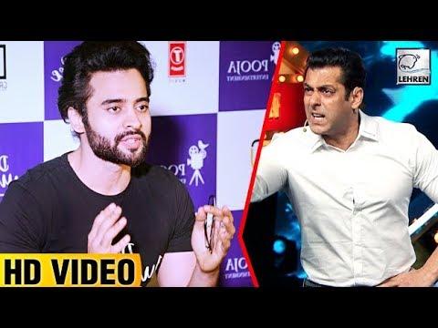 Jackky Bhagnani COMPARES Himself To Salman Khan