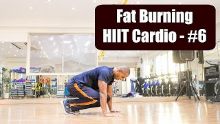 Fat Burning HIIT Cardio