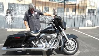 10. 2009 Harley Davidson FLHX!