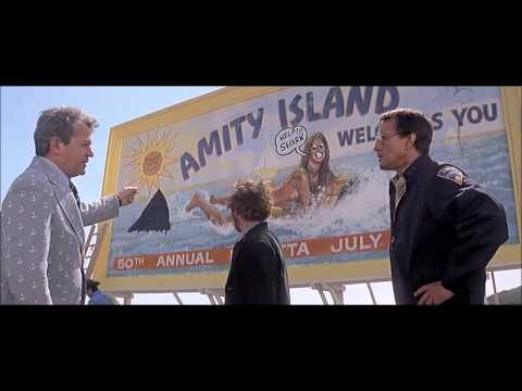 "JAWS (1975) Scene: ""It's A Great White""/'Eating Machine.'"