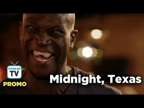 "Midnight Texas Season 2 ""Bad Things Happen When Night Falls In Midnight"" Promo"