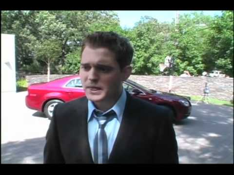 Michael Bublé - Behind The Scenes Chevy Nation - 2007