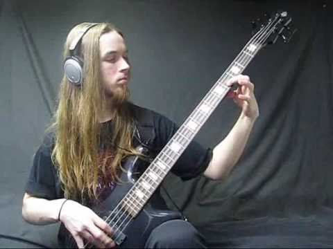 Dying Fetus - Grotesque Impalement  on bass guitar