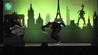 Fair Play Crew - Parodia Tofika Ani Mru-Mru (32. Przegląd Kabaretów EDF PaKA 2016)