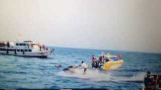 Кораблекрушение в Паттайе