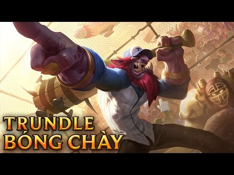 Trundle Bóng Chày - Lil Slugger Trundle