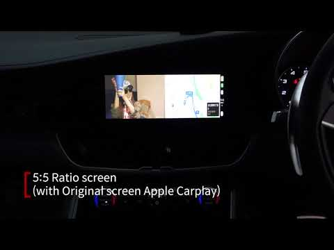 ALFA ROMEO Giulia Stelvio AV Interface for DVB-T / DVD 2018