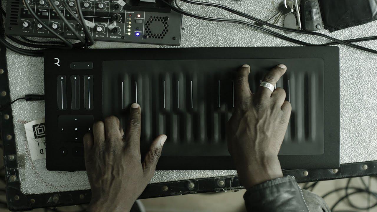 Roli выпустила доступное пианино с резиновыми клавишами