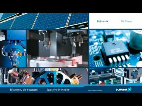 SCHUNK Company Overview