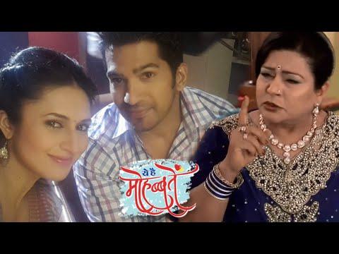 Mrs. Bhalla Doubts Ishita And Subbu of Having an A