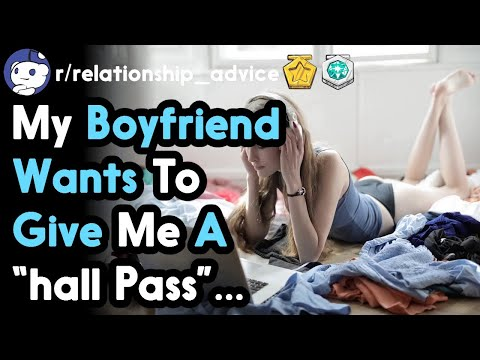 Hall wants a my pass wife Young Man