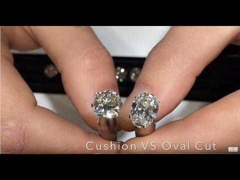 Live Show #9: Diamond Faceoff - Oval VS Cushion Cut Diamonds