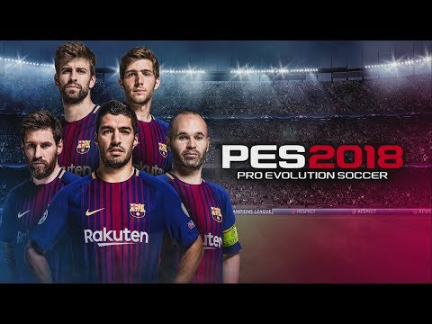 XBOX Game Pass: Pro Evolution Soccer 2018