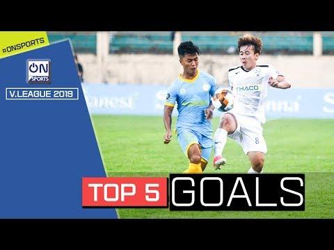 Minh Vương, Pape Omar & những siêu phẩm đẳng cấp sau 3 vòng đầu V.League 2019 - Thời lượng: 3 phút, 55 giây.