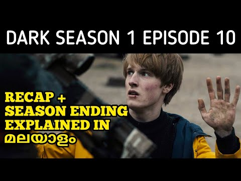 Dark Series Season 1 Episode 10 - Recap & Ending Explained In Malayalam