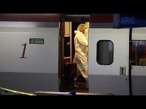 Γαλλία: πυροβολισμοί σε τρένο- δύο τραυματίες