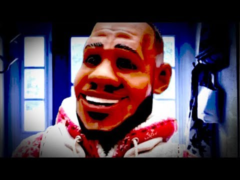 DO NOT LET LEBRON JAMES IN (horror Game)
