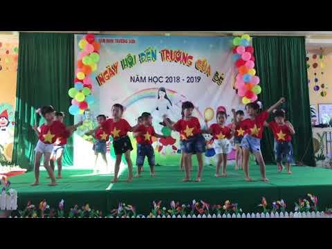 Múa Việt Nam ơi - Mn Trường Sơn