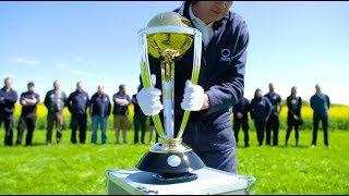 The Making of the ICC Cricket World Cup Trophy