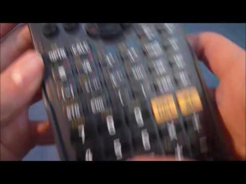 Wissenschaftlicher Taschenrechner Turtorial #003
